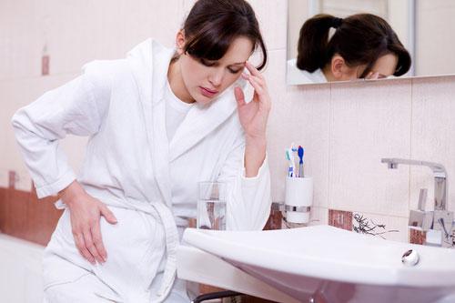 Nấm phụ khoa khi mang thai - mẹ bầu chớ coi thường